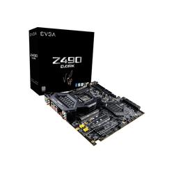 EVGA Z490 DARK K, NGP, N Edition Mainboard AURA Sync