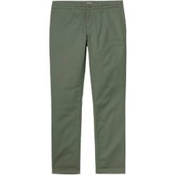 Carhartt Wip - Sid Pant Dollar Green - Hosen - Größe: 31 US