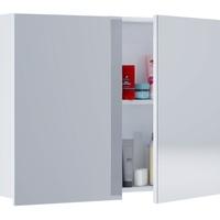 VCM Tenas 80 cm weiß