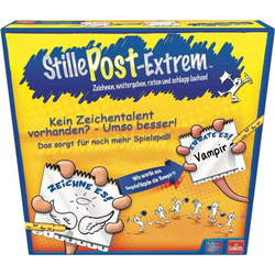 Goliath Stille Post Extrem (6-Spieler) Stille Post Extrem (6-Spieler) 76214
