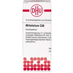 MILLEFOLIUM C 30 Globuli 10 g