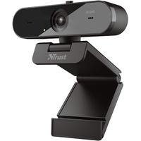 Trust Taxon Webcam 2560 x 1440 Pixel Klemm-Halterung