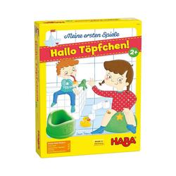Haba Spiel, Meine ersten Spiele - Hallo Töpfchen