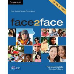 face2face Pre-intermediate Stud. Book w. DVD-ROM als Buch von