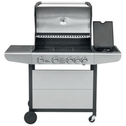 Justus Ares 4 S Gasgrill