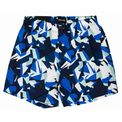 Boxer-Shorts DIAMOND - Simplicity Blue (BLU)