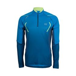 Tao Herren Laufshirt Chilly Shirt Blau - 64555-30110