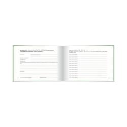 RNK Unterweisungsbuch 3122 quer A5 24 Blatt