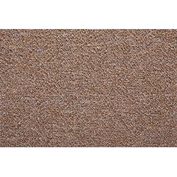 ANDIAMO Teppichboden Bob Festmaß 5x4m, Breite 500 cm, Festmaß 500x400 cm braun 400 cm