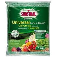 SUBSTRAL Grünkorn Universaldünger 3 kg