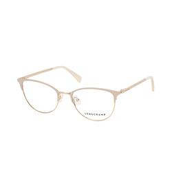 Longchamp LO 2120 260, inkl. Gläser, Cat Eye Brille, Damen