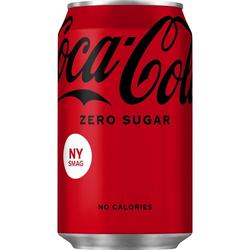 Coca Cola Zero 24 x 0,33 ltr.