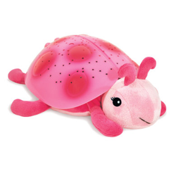 cloud-b® Twilight Ladybug™ - Pink
