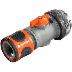 GARDENA Regulierventil 00943-50, für 19 mm (3/4)- und 16 mm (5/8)-Schläuche
