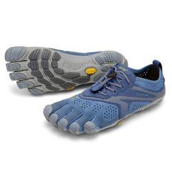 Vibram FiveFingers V-Run Damen Barfuss-Laufschuh 20W-7003 Blau/Blau