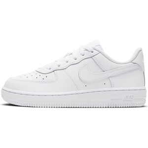 Nike AIR FORCE 1 LE PS Sneaker Kinder in white-white, Größe 29 1/2 white-white 29 1/2