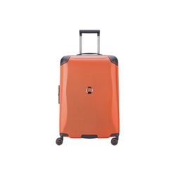 Delsey Trolley Cactus 4-Rollen-Trolley 66 cm, 4 Rollen orange