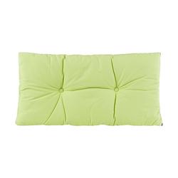 BioKinder - Das gesunde Kinderzimmer Sitzkissen, Sitzkissen 80x40 cm Grün grün
