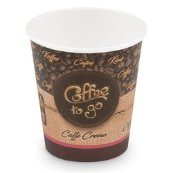 Kaffeebecher S 'Coffee To Go' Caffe Crema Americano Lungo 150ml 200ml 50 Stk.