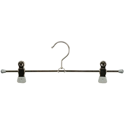 MAWA Kleiderbügel Clip K 40/D, (Set, 10-tlg)
