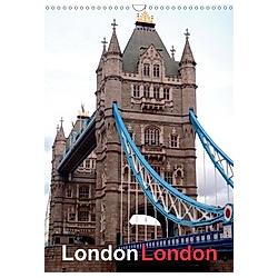 London London (Wandkalender 2021 DIN A3 hoch)