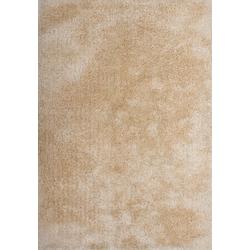 Hochflor Teppich Macas (Sand; 140 x 200 cm)