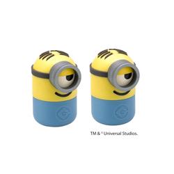 WMF Salzstreuer Minions in blau/gelb, 2-er Set