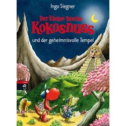 DKN Bd.21 und der geheimnisvolle Tempe