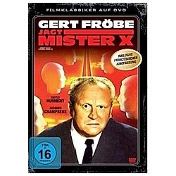 Der Mann ohne Gesicht - DVD  Filme