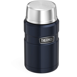 Thermos KING FOOD JAR - Thermokanne - blau
