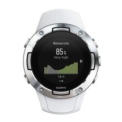 Suunto Suunto 5 - Sportuhr GPS White