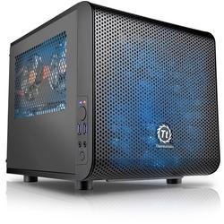Kiebel Cube Gaming-PC (AMD Ryzen 5, Radeon Vega, 16 GB RAM, 1000 GB HDD, 512 GB SSD, Luftkühlung, WLAN)
