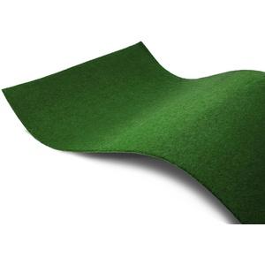 Primaflor-Ideen in Textil Kunstrasen GARDEN B1, rechteckig, 5 mm Höhe, Rasenteppich, strapazierfähig, witterungsbeständig, In- und Outdoor geeignet grün Moderne Teppiche