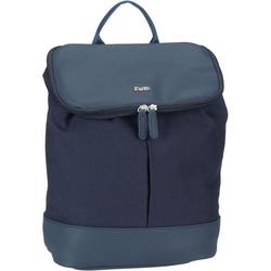 Zwei Rucksack Paula PAR140 blau