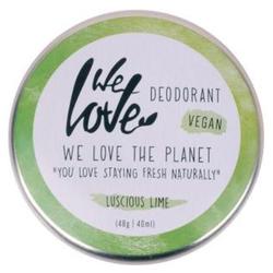 Natürliche vegane Deocreme Luscious Lime