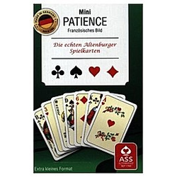 Mini-Patience (Kartenspiel)