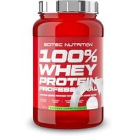 Scitec Nutrition 100% Whey Protein Professional Pistazien-Mandeln Pulver 920 g