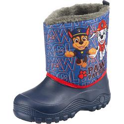 Winterstiefel Boys Kids Snowboot Boots  blau Gr. 34/35 Jungen Kinder