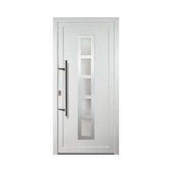 JM Signum PVC Model 51, innen: weiß, außen: weiß, Breite: 98cm, Höhe: 200cm, Öffnungsrichtung: DIN