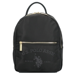 U.S. Polo Assn. Springfield City Rucksack 27 cm black