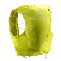 Salomon - Adv Skin 12 Set Sulp - Trinkgürtel / Rucksäcke - Größe: XL