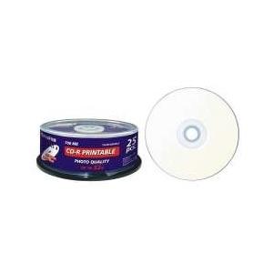 Fuji CD-R Rohlinge (80 Min, 700 MB, 52x bedruckbar, 25er Pack)