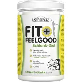 Layenberger Fit+Feelgood Slim Banane-Quark Pulver 430 g