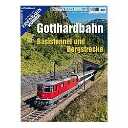 Eisenbahn-Kurier 54 - Gotthardbahn - Buch