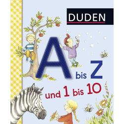 Duden A bis Z und 1 bis 10 ISBN-Nr.=978-3-7373-3090-9 Seitenanzahl: 38 Seiten