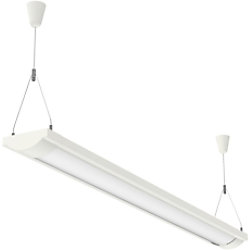 Maul LED-Deckenleuchte MAULeco Weiß