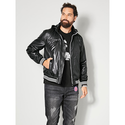 Jacke Men Plus Black