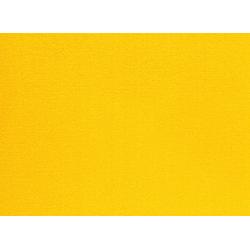 Teppichboden Caracas, Andiamo, rechteckig, Höhe 8 mm, Meterware, Breite 400 cm, Veloursteppichboden gelb