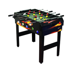 Carromco Kickertisch Kicker Multigame-Tisch 4 in 1