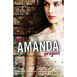 Amanda Project  The. Amanda Valentino  - Buch